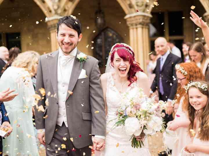 Selina & Matthew's wedding