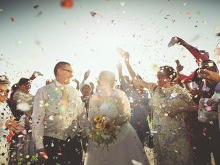 Ian & Rachel's wedding