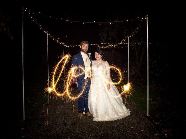 Jordan & Stephen's wedding