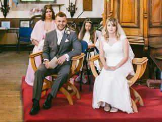 Bex & Kyle's wedding 1
