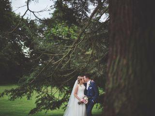 Danny & Marie's wedding