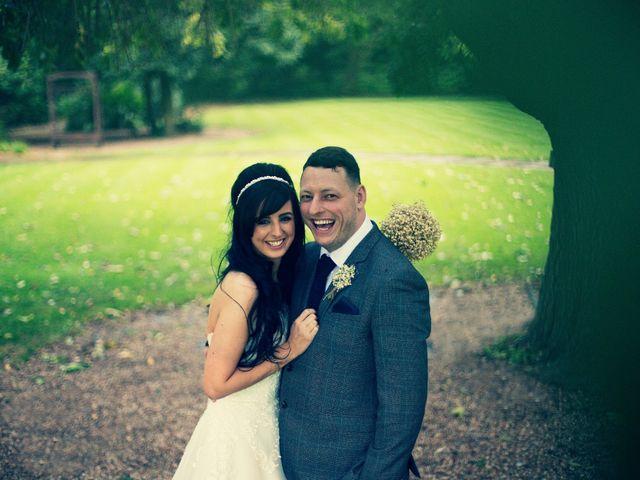 Shane & Finola's wedding