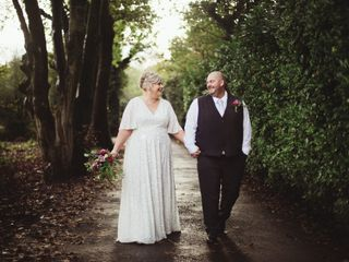 Keith & Jayne's wedding