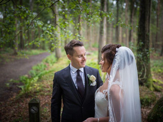 Tanya & Glenn's wedding