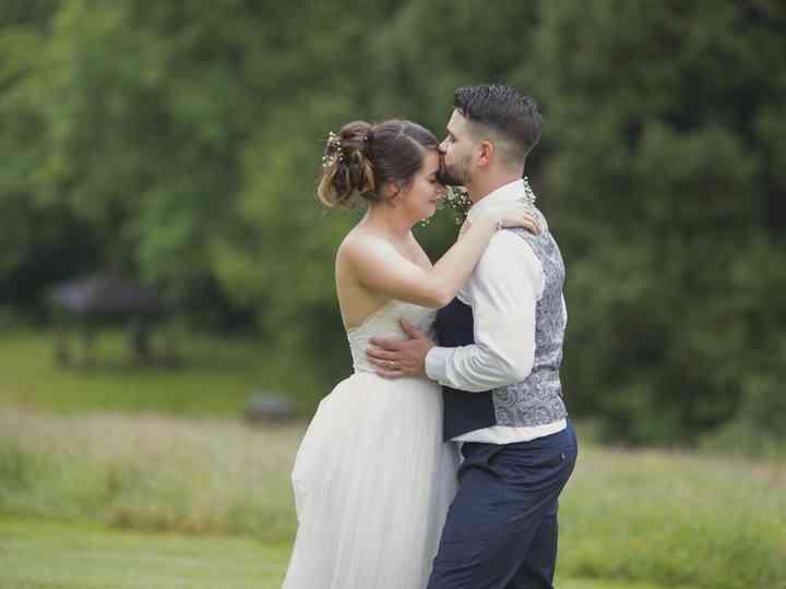 Rhiannon & Sam's wedding
