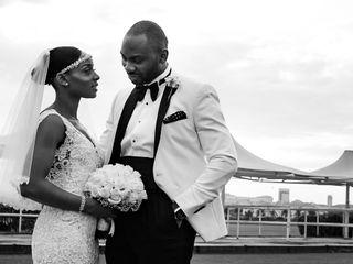 Shola & Ako's wedding 1