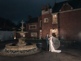 Liz & Dan's wedding