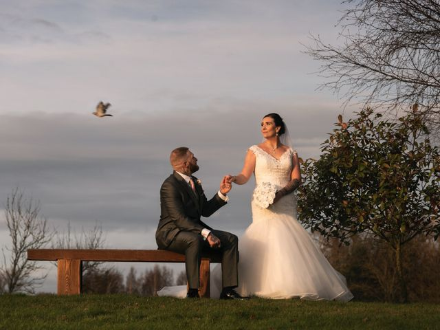 Alicia & Aaron's wedding