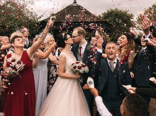 Eleisha & Alex's wedding